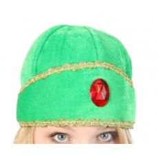 Crown Hat Eastern Green
