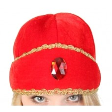 Crown Hat Eastern Red