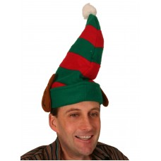 Elf Hat with Ears & Bands 45cm