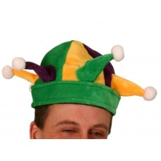 Jester Hat Round with Points Felt