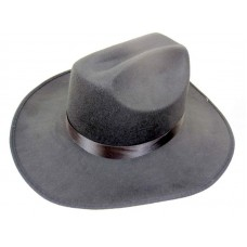 Stetson Hat Black Felt one size fits all