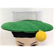 Hat Tennis Net & Ball