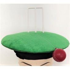 Hat Cricket Wicket & Ball