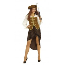 Costume Pirate Queen  XL uk size 14