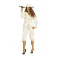 Pirate Deluxe Female XL Costume