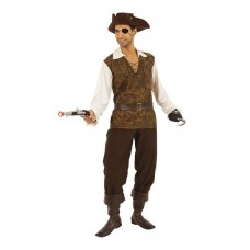 Costume Pirate X XL k size 48/50
