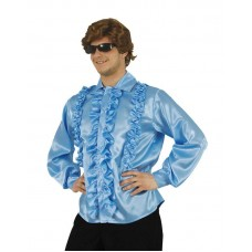Costume Shirt with Frills Blue Sky X Lar