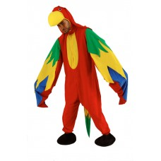 Costume Mascot Parrot X Largeuk46/48