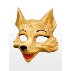 Mask Face Animal Fox