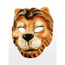 Mask Face Animal Lion