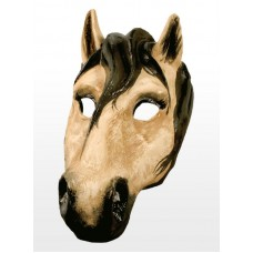 Mask Face Animal Horse