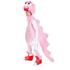 Costume Dina the Pink Dinosaur