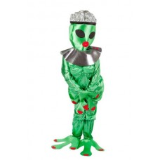 Costume Alien Green Female