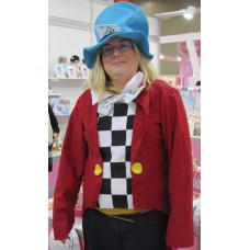 Costume Mad Hatter with Hat