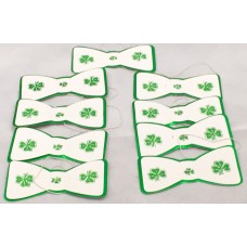 Bowties Irish Party 100 Pack