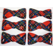 Bowties Scotland Tartan Party 100's