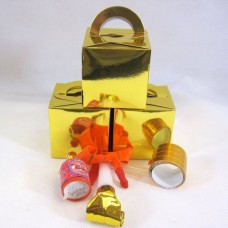 Party Box Foil for 1 Person Gold 100's