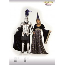 Historical Lady Isotta Dress only
