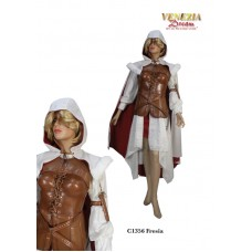 Costume Fresia  Inspired by Female Adven