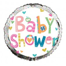 Balloon Foil - Baby Shower