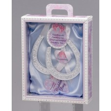 Keepsake Wedding Horseshoe Double