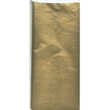 Paper Tissue Metallic Gold