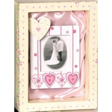 Keepsake Wedding Day Photo Frame