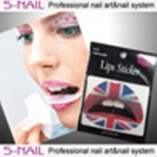 Lip Tattoo 2 in Packet Union Jack