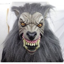 Mask Head Werewolf
