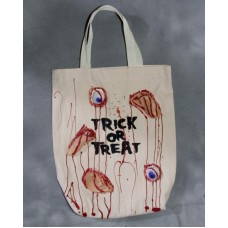 Halloween Loot Bag with Body Parts