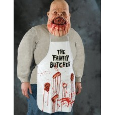 Costume Apron Family Butcher & Bits