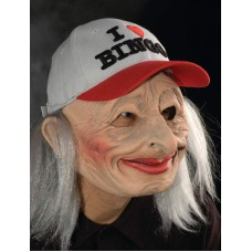 Mask & Hat Oh-69 Eldery Lady