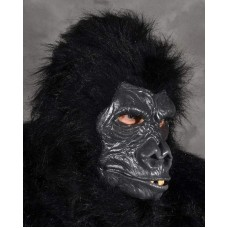 Mask Head Deluxe Gorilla