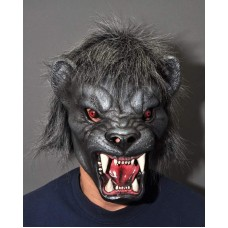 Mask Head Black Panther